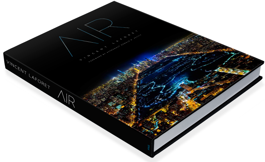 LaForet Air the book of aerial photography by Vincent LaForet