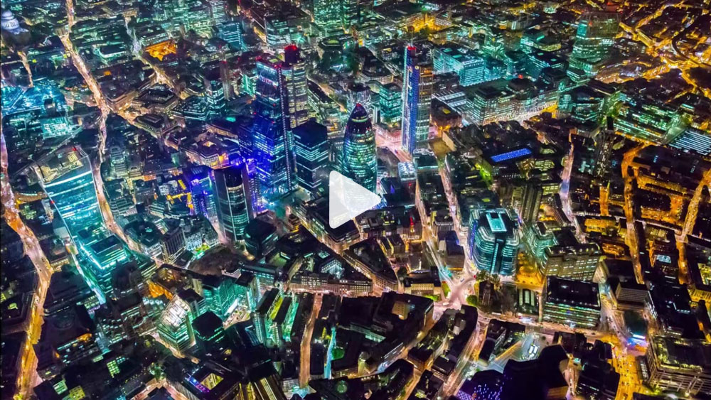 Aerial Photography by Vincent Laforet in London